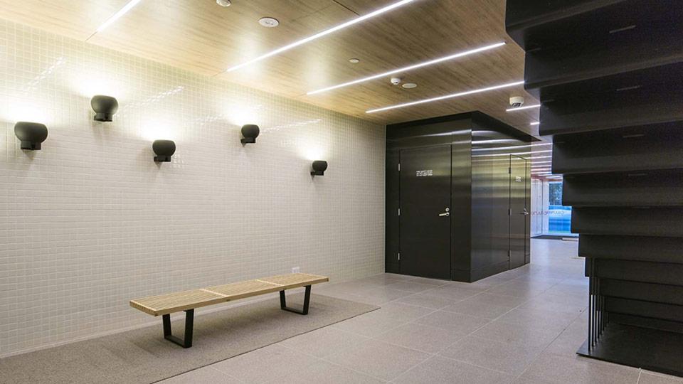 Element 5 - Station Street Caulfield Foyer